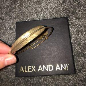 Feather Wrap Bracelet